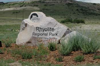 Kings Ridge Castle Rock CO - Ryholite Regional Park