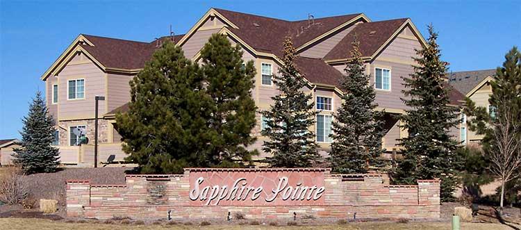 Sapphire Pointe Castle Rock CO