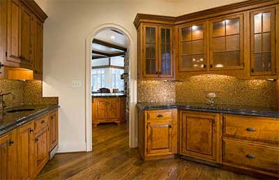 Spirit Ridge home for sale with bultlers pantry