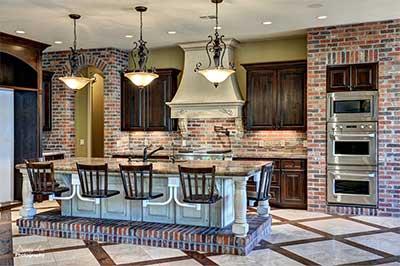 Spirit Ridge Real Estate Luxury Home with 3 ovens