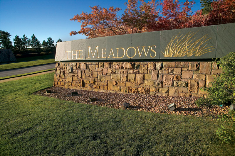 The Meadows Castle Rock CO Subdivision