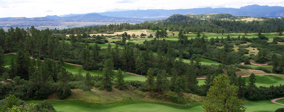 The Sanctuary Golf Course in Colorado