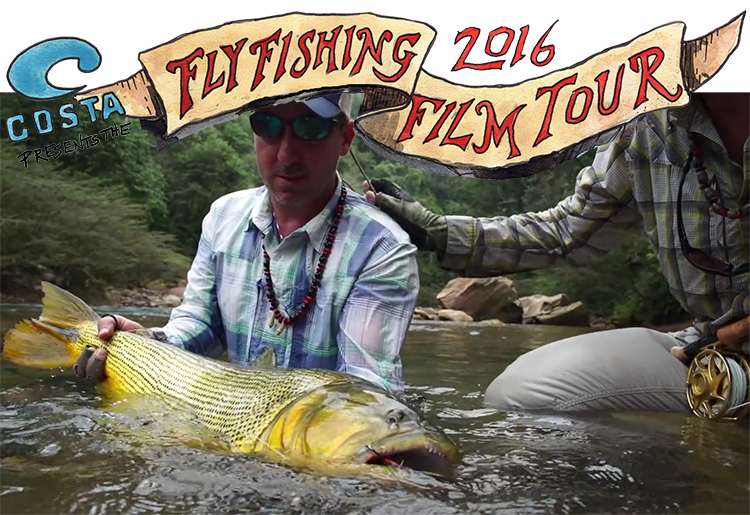 The WildLife Experience - Fly Fishing Tour 2016