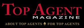 Top Agent Magazine Logo