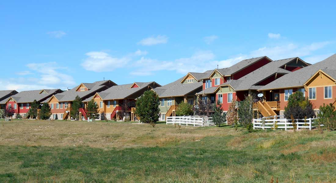 Townhomes for Sale in Parker CO