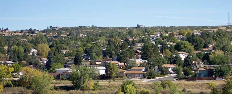 Twin Oaks Castle Rock CO