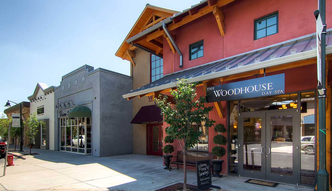 Woodhouse Day Spa at Happy Canyon in Castle Pines CO